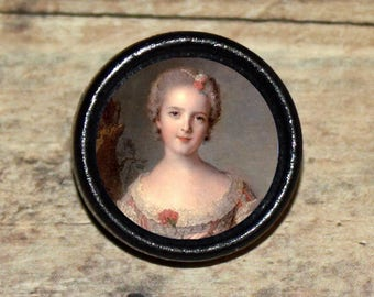 MADAME LOUISE Princess of France Pendant or Brooch or Ring or Earrings or Tie Tack or Cuff Links