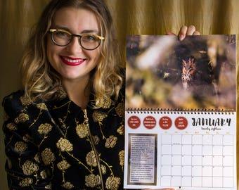 2018 Conservation Eco-Calendar