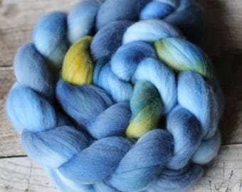 Benny - Australian Merino Wool Top / Roving (18 micron)