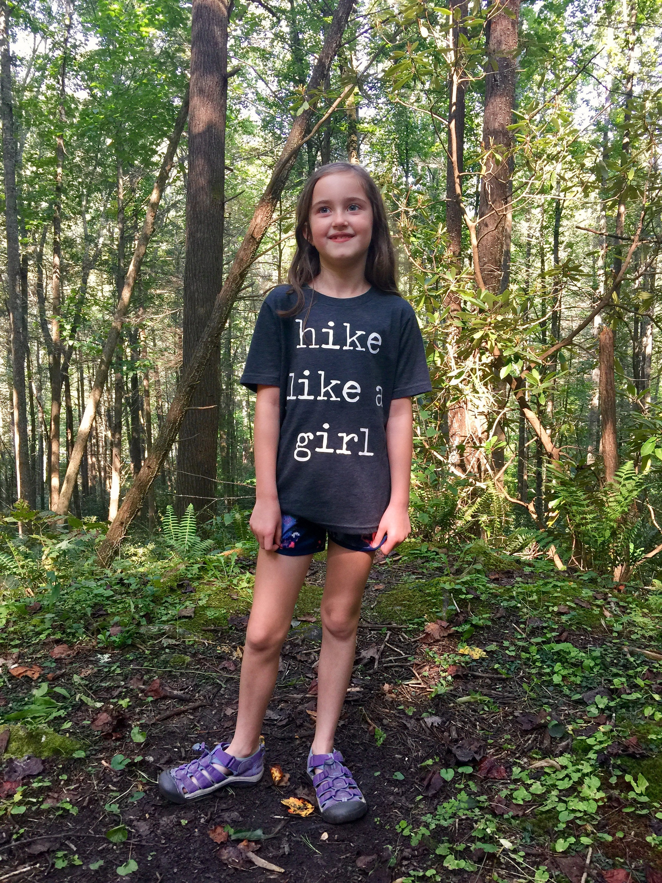 exceptional kids hiking outfit