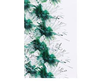 Notebook, Jungle green.
