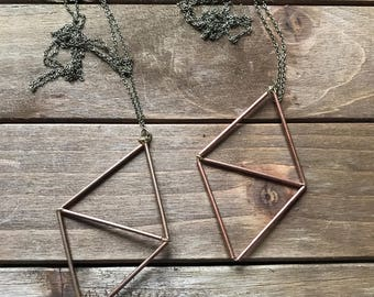 Geoemetric Necklace