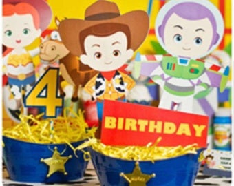 Toy Story Centerpiece