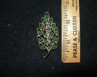 Gerrys Leaf Brooch(722)