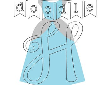 DIGITAL Cinderella Svg File for use in Cricut and Silhouette Cutting Machines Png and Jpeg included
