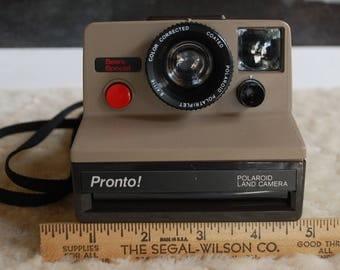 Polaroid Pronto (Sears Special.)