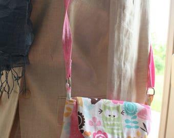 holidays animal forest adjustable shoulder strap Messenger bag