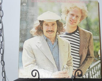 Simon and Garfunkel's Greatest Hits Album featuring Bridge Over Troubled Water Mrs. Robinson I Am A Rock  The Sound of Silence The Boxer