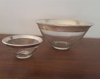 Dorothy Thorpe Chip and Dip Bowls - Set of 2