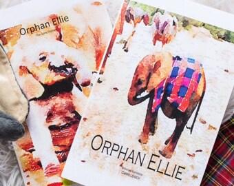 Orphan Ellie Children's Book