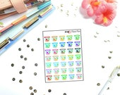 Mamas Minis - Fish Bowl | Planner Stickers | Perfect for any planner | Travelers Notebooks