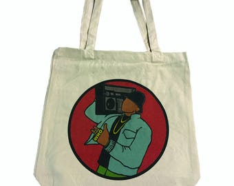 Old School LL Tote