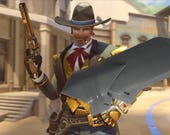 Overwatch McCree Cosplay ...