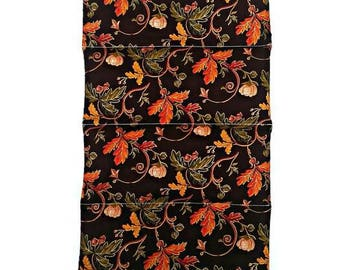 Autumn Leaves Rice bag, Cooling pad, Shoulder pain, Hot flash relief, Relief for cramp , Housewarming gift ideas, Fall Gifts under 25