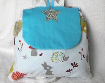 personalized kindergarten kids backpack bag