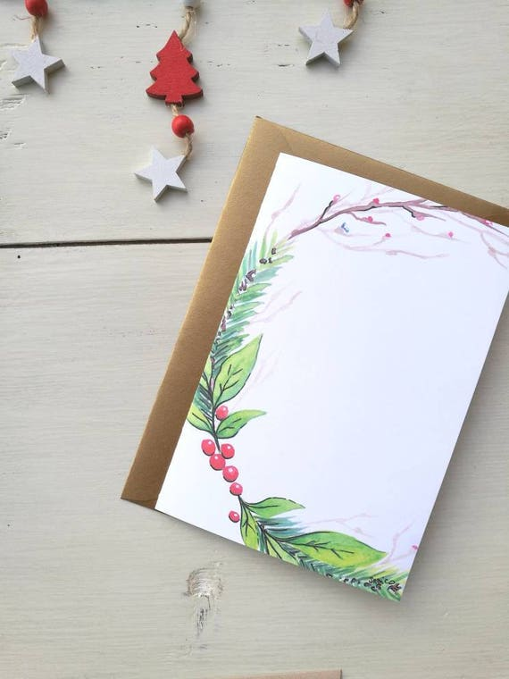 Christmas Cards-Garland #2