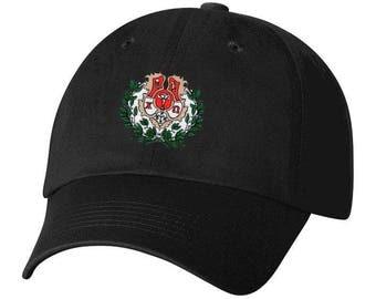 Chi Omega Crest Hat