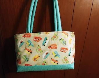 Camping purse