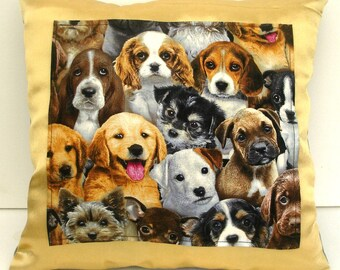 Small dogs cushion