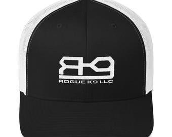 Rogue K9 Snapback Trucker Cap * Made in America