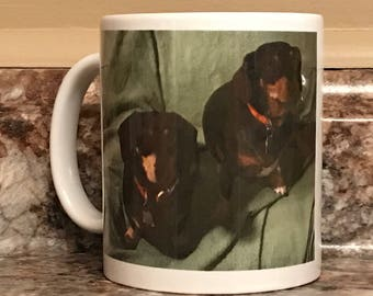 Custom Personal Photo Coffee Cup, Create your own Coffee Cup Gift, Personalized Coffee Cup, Photo coffee cup, Birthday gift, Sublimation