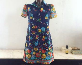 Vintage dress years 70