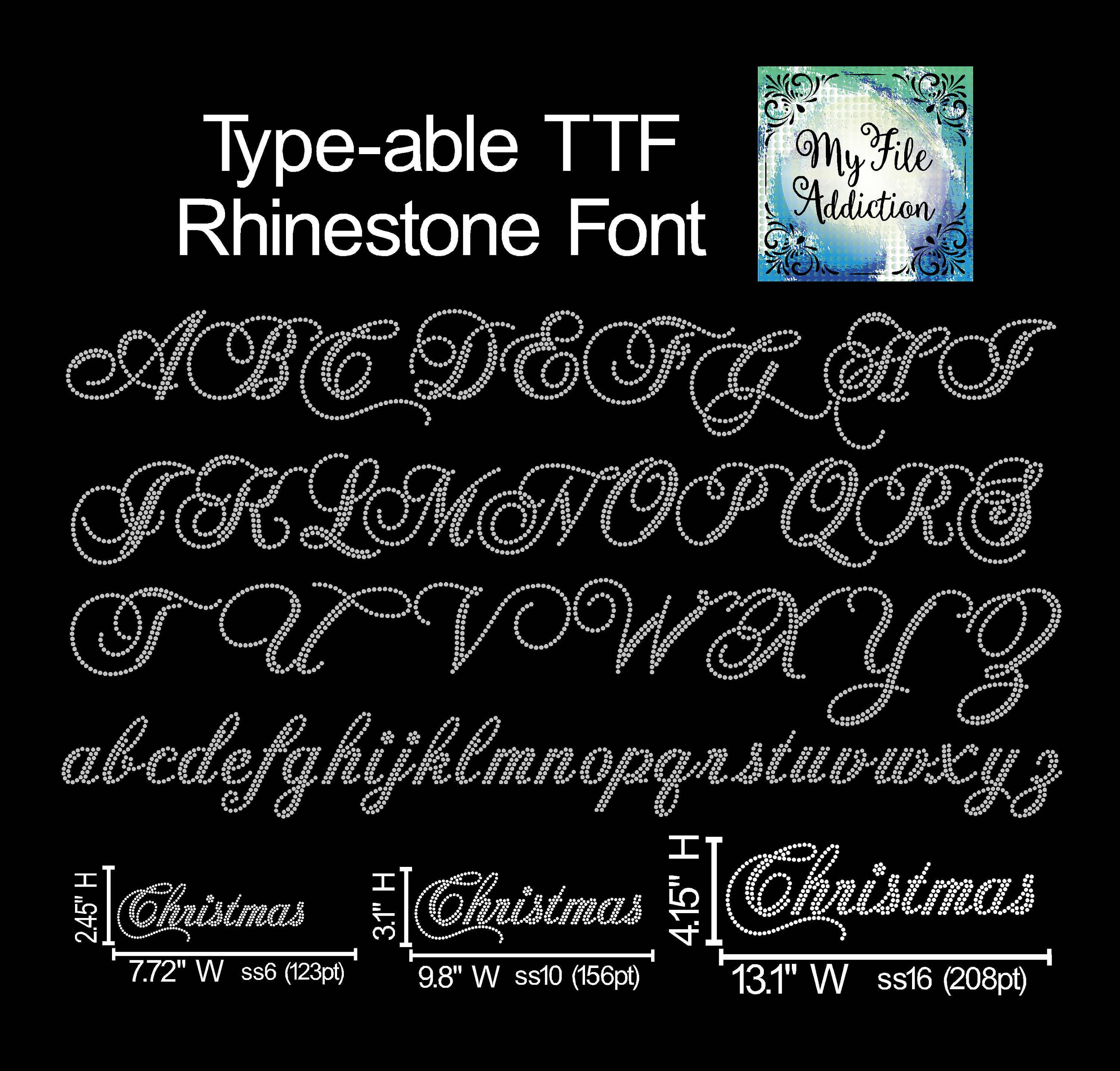 Similar Free Fonts for Able-New