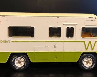 Vintage 1970's Tonka Winnebago Indian