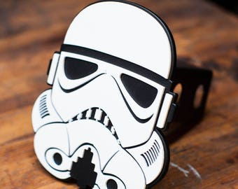 Original Stormtrooper Trailer Hitch Cover