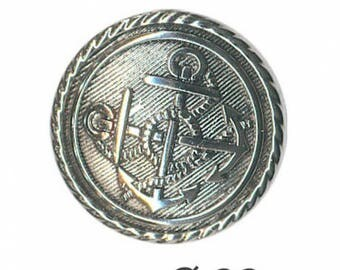 Arms 22 mm button