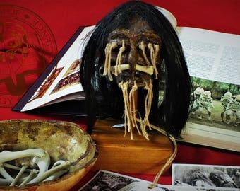 Tsantsa - Shrunken Head