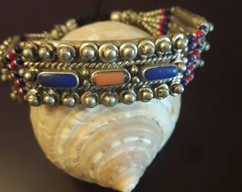 Tibetan Lapislazuli Bracelet