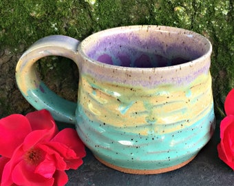Cupcake Latte Mug