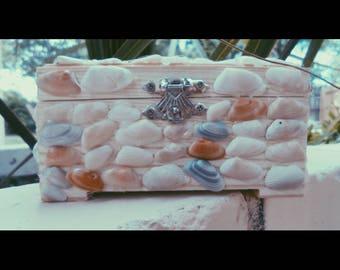 Sea Shell Box