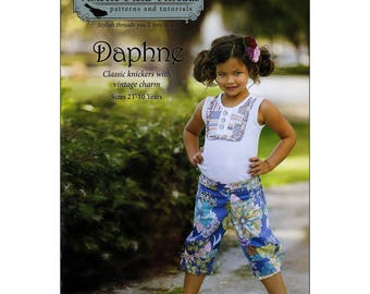 PATTERN - Daphne by Violette Field Threads