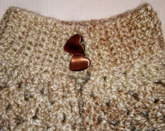 Child's Crochet Shrug