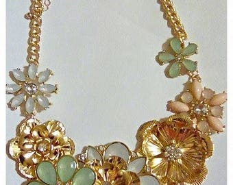 Flower Fashion Necklace