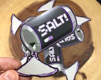 Twitch - PJ Salt Emote | Sticker