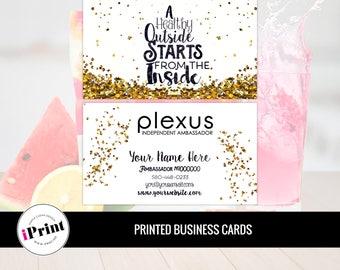 Plexus Business Card • Plexus Slim Business Cards • Plexus Marketing Business Card • PLX-BC-015