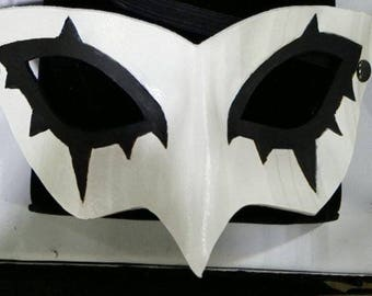Bozo joker mask 1 1 dark knight tdk mask prop for Joker mask template