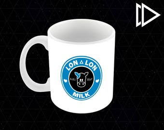 Lon Lon Milk 11oz Coffee Mug