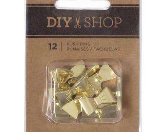 DIY Shop 4 | Push Pins | 12/Pkg