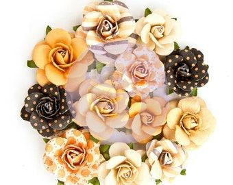Prima Marketing Amber Moon Pre-Order Flowers - Woodrow