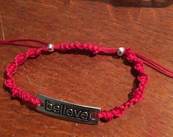 Macrame bracelet friendship bracelet