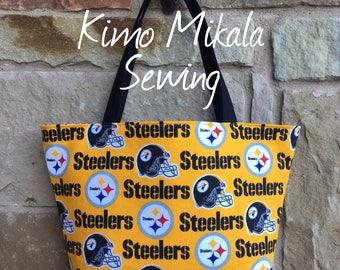 Pittsburgh Steelers Football Handbag/Shoulder Bag