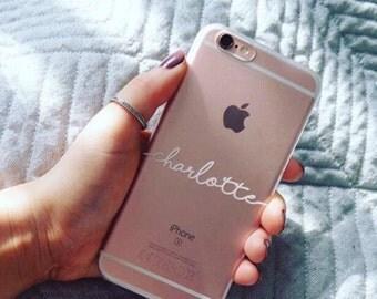 personalized iPhone case, personalized iPhone 7 case, personalized iPhone 8 case, personalized iPhone 6 case, iPhone 6/7 Plus Case [UK MADE]