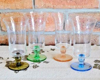 Harlequin Glassware