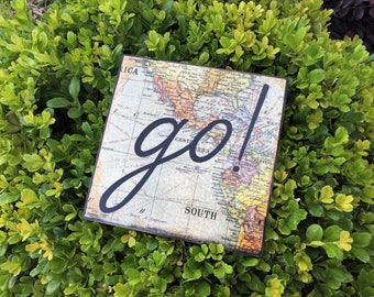 GO! Map Sign