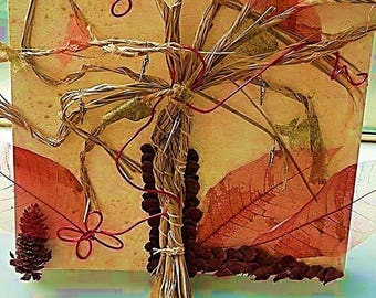 Yggdrasil the tree of life painting