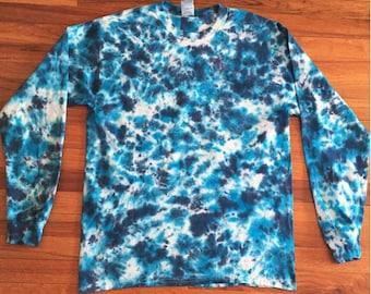 Sky Tie Dye T-shirt